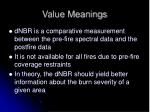 value meanings12