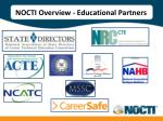 nocti overview educational partners
