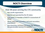 nocti overview