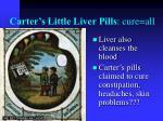 carter s little liver pills cure all