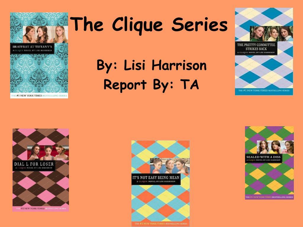 the clique series l.
