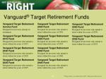 vanguard target retirement funds26
