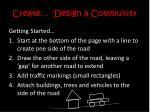 create design a community7
