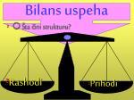 bilans uspeha33