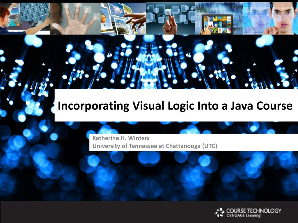 incorporating visual logic into a java course l.