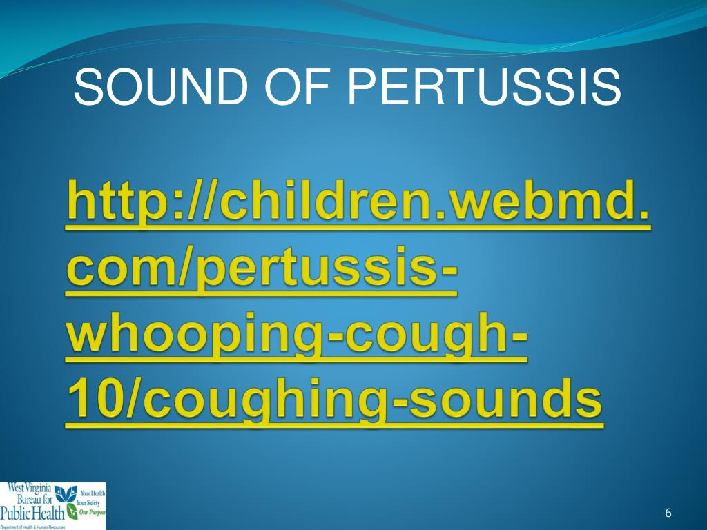 PPT - Pertussis Investigation (Whooping Cough) in First 24 ...