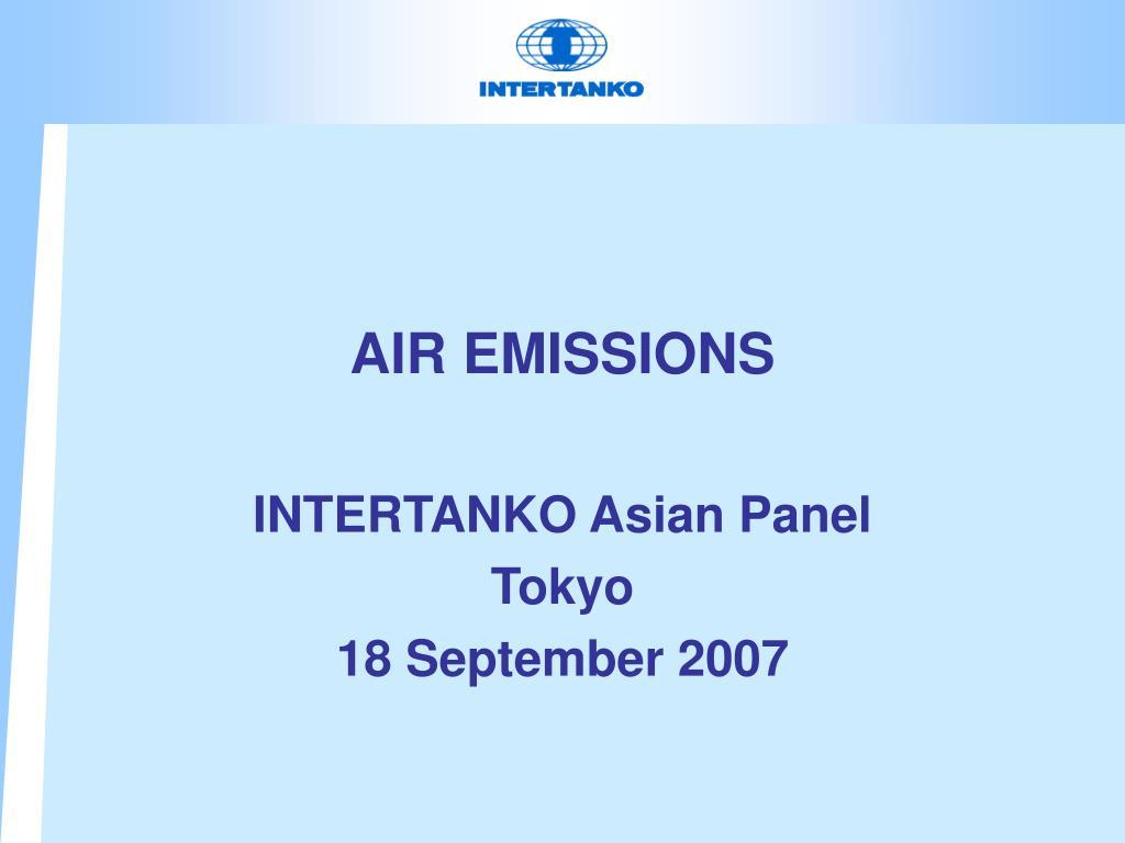 air emissions l.