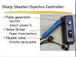 sharp shooter synchro controller
