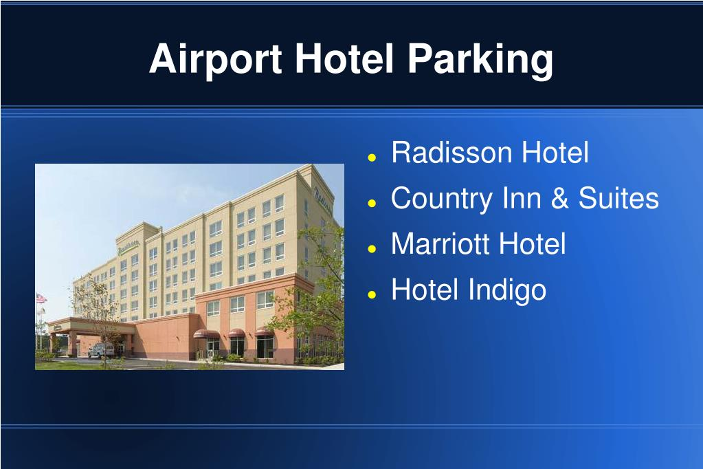 Airport Hotel Parking