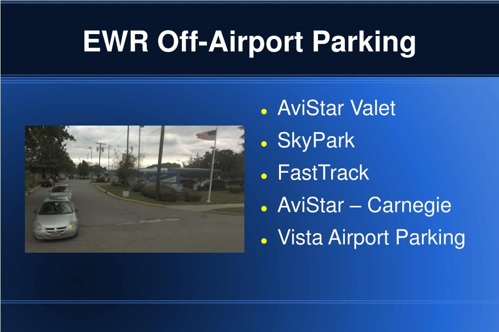 EWR Off-Airport Parking