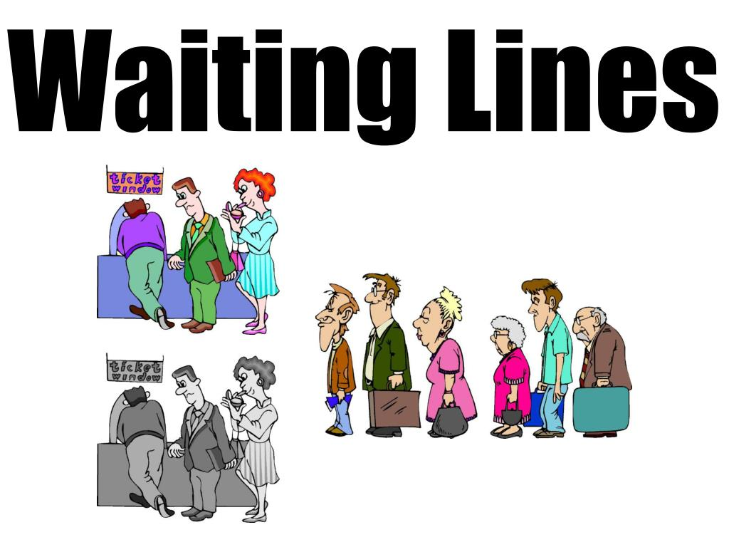 polling lower waiting time longer processing time perhaps l.