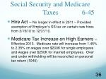 social security and medicare taxes 6 452