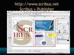 http www scribus net scribus publisher