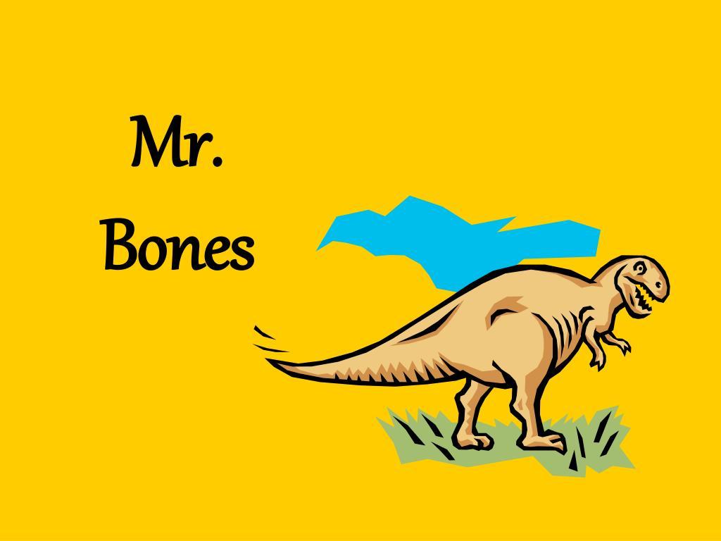 mr bones l.