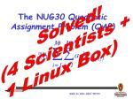 the nug 30 quadratic assignment problem qap
