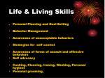 life living skills