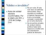 validez o invalidez1