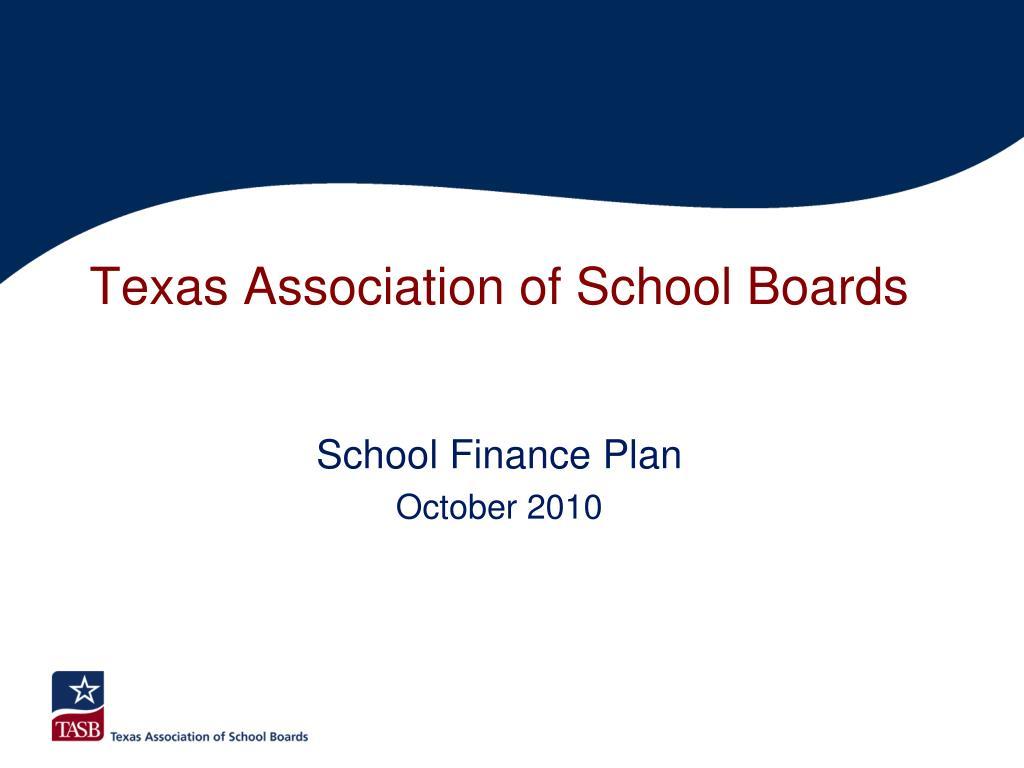 texas association of school boards l.