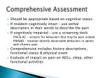 comprehensive assessment39