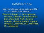 handout 5 1a