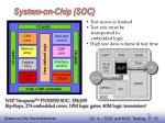system on chip soc