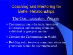 coaching and mentoring for better relationships1