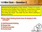 1 6 mini quiz question 2