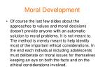 moral development3