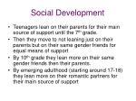 social development2