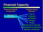 financial capacity1