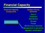 financial capacity2