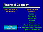 financial capacity3