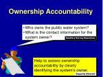 ownership accountability1