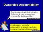 ownership accountability2