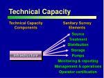 technical capacity2