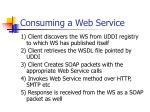 consuming a web service