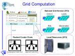 grid computation