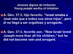 j venes dignos de imitaci n young people worthy of imitation7