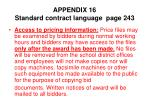 appendix 16 standard contract language page 2432