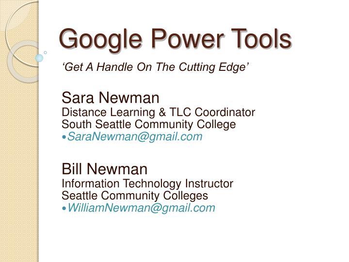 google power tools n.