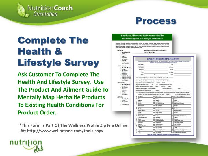 healthy lifestyle survey Please take the survey titled healthy lifestyle your feedback is important.