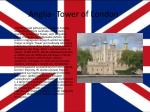 anglia tower of london