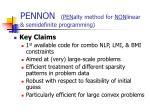 pennon pen alty method for non linear semidefinite programming2