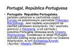 portugal rep blica portuguesa