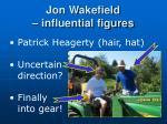jon wakefield influential figures1
