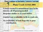 plane crashes in suriname lessons learned5