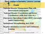 plane crashes in suriname lessons learned7