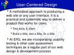 user centered design1