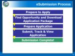 esubmission process4