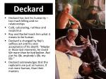 deckard